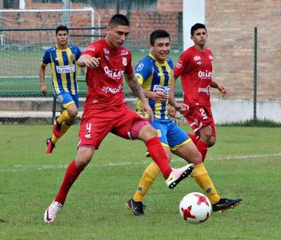 3 de Febrero vence a domicilio al Deportivo Capiatá en Categoría Reserva