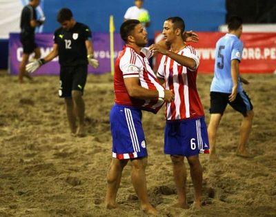 Los Pynandí golean a Uruguay e irán por el título ante Brasil
