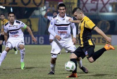 Guaraní derrota con 3-0 a las Águilas en su propio nido