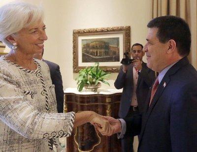 Congratulan a Paraguay por su buen desempeño económico