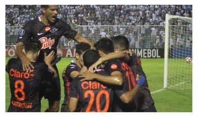 Los goles de Salcedo y Alborno para el triunfo gumarelo