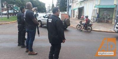 Frontera violenta: Asesinan a un comerciante en su residencia en Ponta Porã