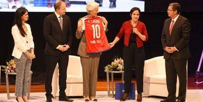 Lagarde advirtió sobre tendencia en la aceleración de la deuda pública