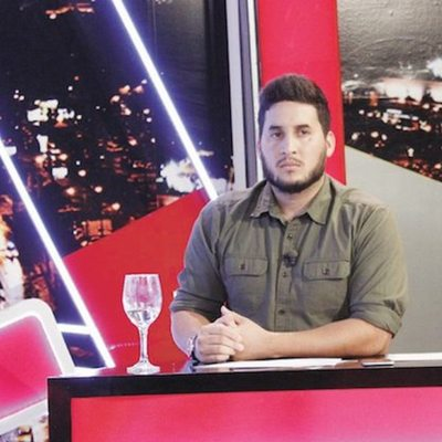 Amenazado por hablar de Rodrigo Burgos