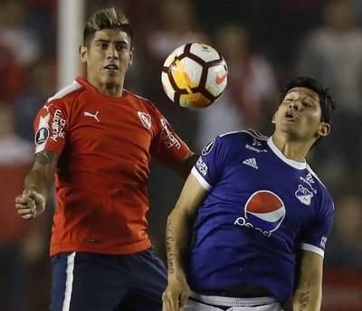 Independiente bate a Millonarios