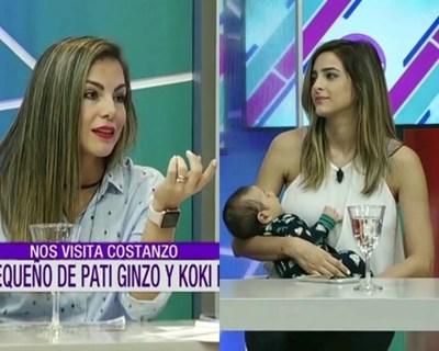 Tenso reencuentro entre Maga Páez y Pati Ginzo