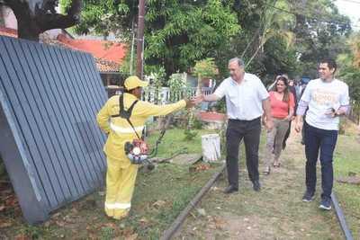 Comuna capitalina moviliza más de 600 funcionarios para combatir el dengue