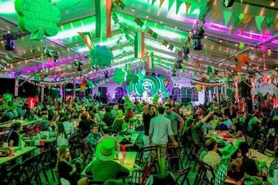 Sudameris Bank invita a la mágica fiesta St. Patrick's Day