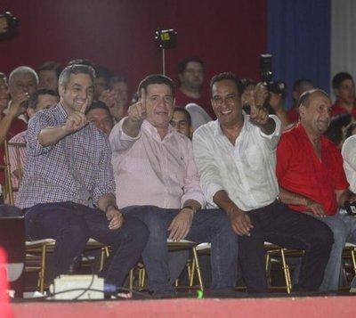 Marito pide votos para OGD