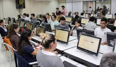Elecciones presidenciales: harán el primer simulacro de envío de resultados