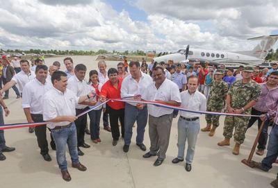 Candidato a gobernador de Alto Paraguay promete seguir las sendas del desarrollo