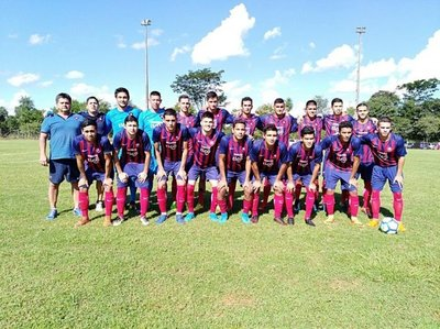 Sub 19: Cerro Porteño, con el clásico y la punta