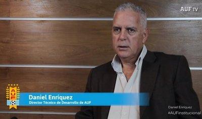 Daniel Enríquez se pronuncia contra arbitraje en Para Uno