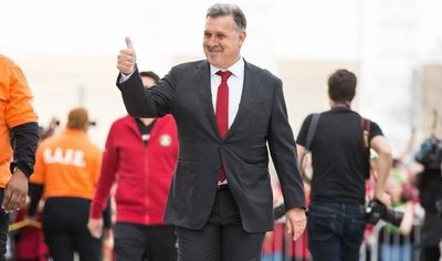 Tata Martino dice que no a la Selección Paraguaya