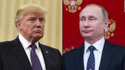 Trump finalmente felicitó a su par ruso