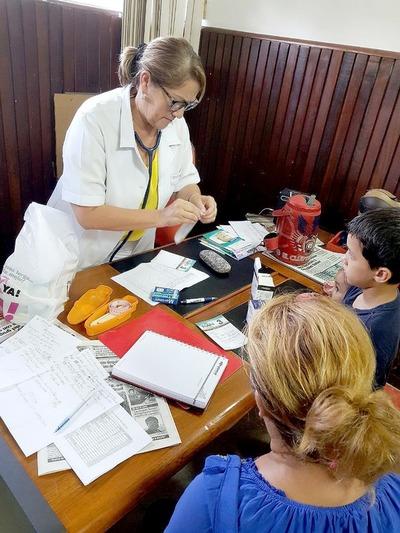 Odila Báez habla de un gran trabajo de comandos electorales