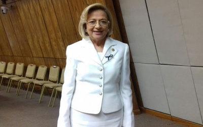 Alicia Pucheta reemplazará a Afara en la Vicepresidencia y luego a Horacio Cartes