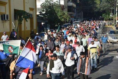 Campesinos votarán nulo por falta de candidatos