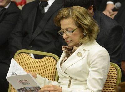 """Filizzola: """"Pucheta no puede ser Presidenta"""""""