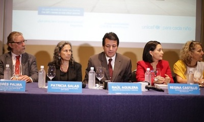 "Unicef presentó campaña ""Pregunta a tu candidato"""