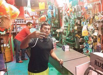 El Animal pidió respeto para ídolos paraguayos
