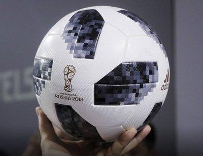 Rusia mandó el balón oficial del mundial al espacio