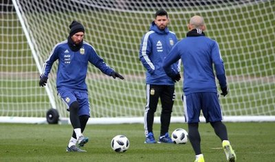 Sampaoli: Esta Argentina es más de Messi que mía