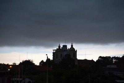 Alerta de lluvias intensas para seis departamentos