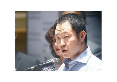 Kenji Fujimori va a atestiguar contra su hermana Keiko
