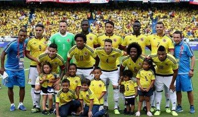 Colombia perdona en Londres y acaba invicta gira europea