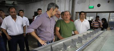 Marito asegura que hará un gobierno trasparente