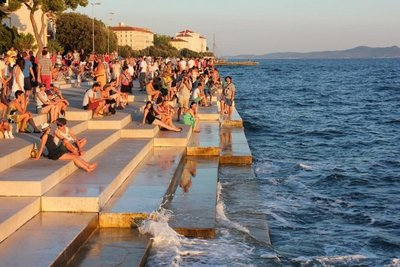 Ciudades costeras romanas en Dalmacia