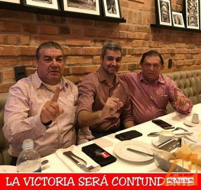 Marito confirmó se presencia este domingo tras reunión con Jefe de Campaña y candidato a Gobernador