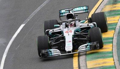 Hamilton y Mercedes, por recuperar su autoridad