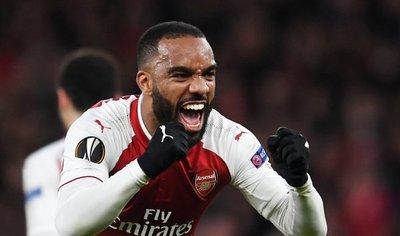 Ramsey y Lacazette ponen al Arsenal rumbo a semifinales