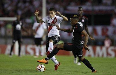 River Plate empata ante un aguerrido Santa Fe