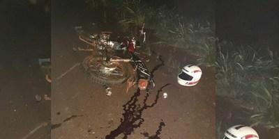 MOTOCICLISTA PIERDE LA VIDA TRAS ACCIDENTE SOBRE LA RUTA 6 EN NARANJITO.
