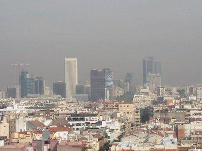Tráfico y contaminación aumentan riesgo de asma