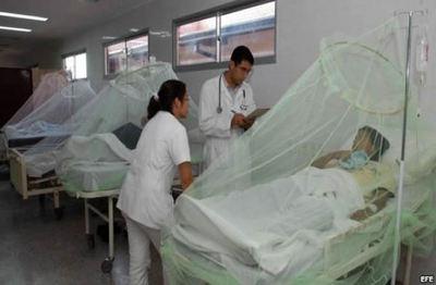 Disminuyen casos de dengue en Asunción