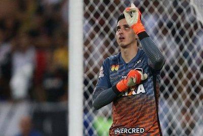 El héroe del Botafogo