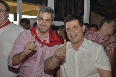 Colorados preparan cierre de campaña en Alto Paraná
