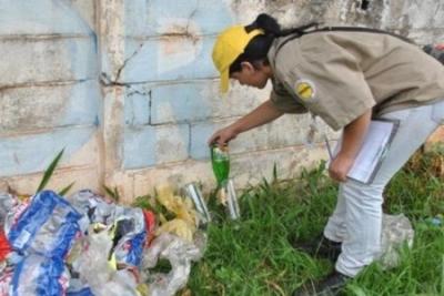 Eliminan gran cantidad de criaderos en el barrio San Pablo de Asunción
