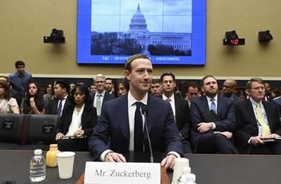 Zuckerberg se presenta al 'segundo round' delante del Congreso de EE.UU.
