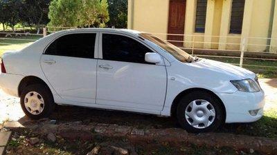 Guairá: Cae policía con vehículo robado