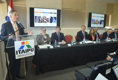 Paraguay se reincorpora al  Consejo Mundial de Energía