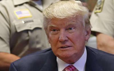 """Trump: """"El ataque sobre Siria podría ser muy pronto o no tan pronto"""""""