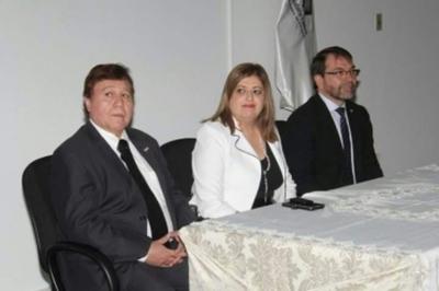 Sandra Quiñónez promete una lucha frontal a  la corrupción en la Fiscalía de Ciudad del Este