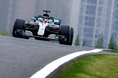 Hamilton comienza fuerte en China