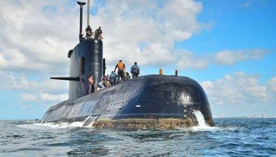 Esposa de tripulante del submarino perdido pide ayuda