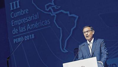 Ataque a Siria cambia abruptamente agenda de la Cumbre de las Américas